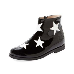 Dior Kid Star Leather Boot